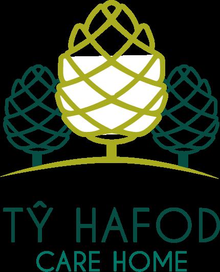 Tŷ Hafod Care Home Logo